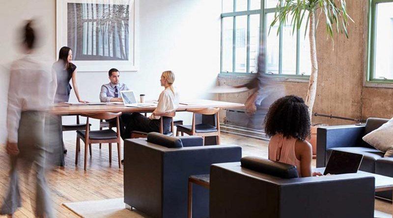 LÖW ERGO bietet effektive Luftdesinfektionsgeräte für Handel, Industrie, öffentliche Bereiche, Gaststätten und Hotels sowie Sportstätten an. Bild: shutterstock