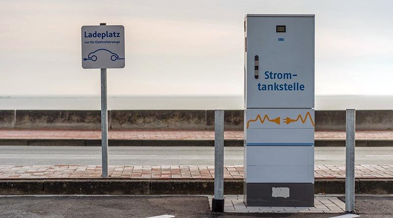 Ladeinfrastruktur für Elektrofahrzeuge