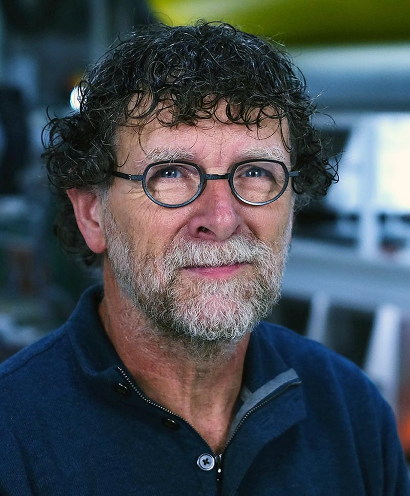 Rinus Aerts, Geschäftsführender Gesellschafter der AerO Coated Fabrics