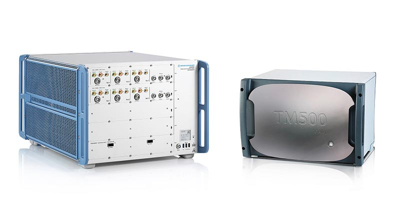 Rohde & Schwarz und VIAVI demonstrieren Hochgeschwindigkeits-IP Datendurchsatz im 5G-NR-Downlink